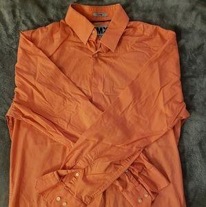 Mens size L dress shirt